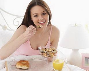 女性健康早餐别吃冷食